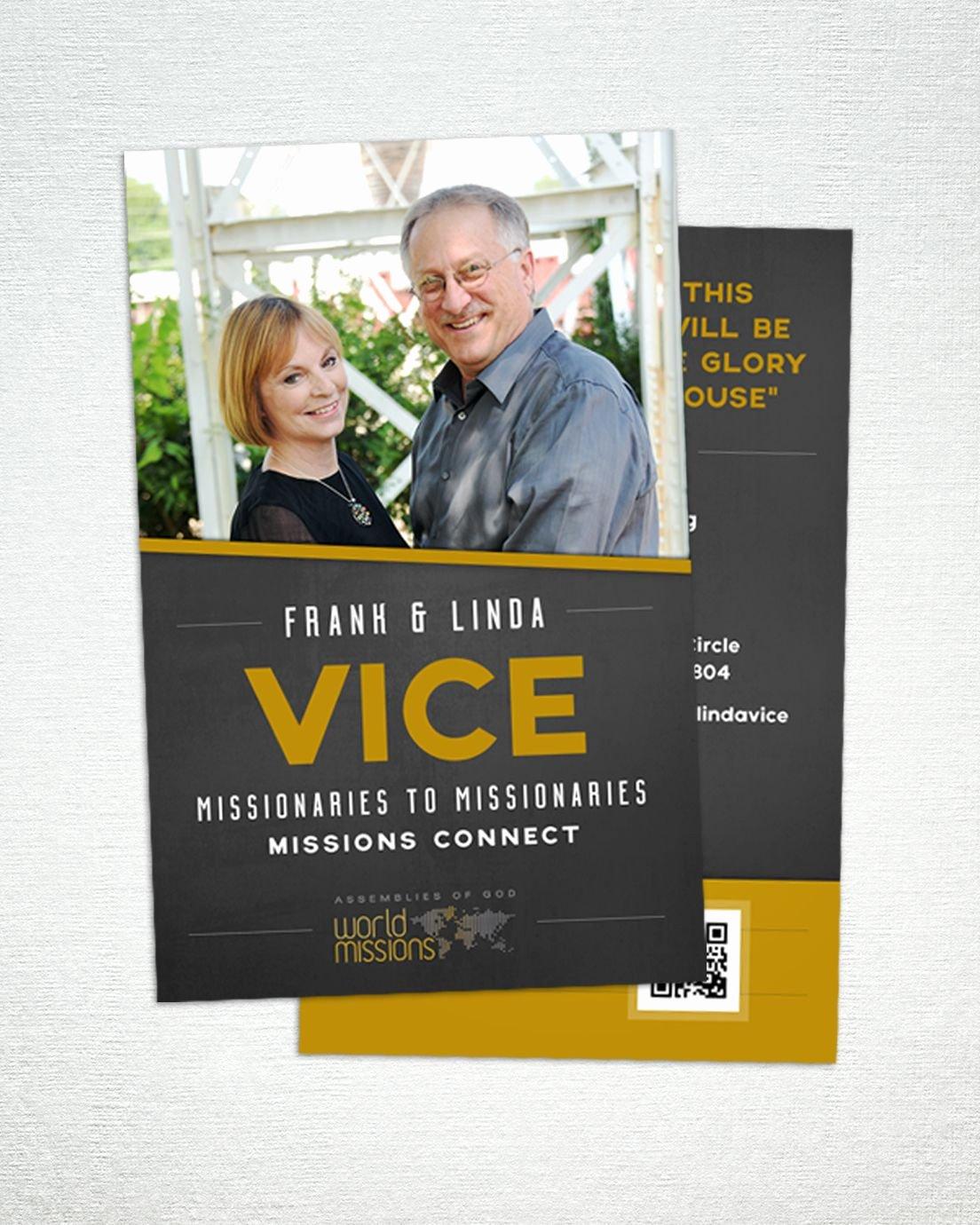 Missionary Prayer Card Template Free Beautiful ︎ Medium Prayer Card Missionslinked