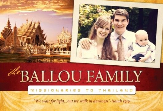Missionary Prayer Card Template Free Inspirational Ballou Prayer Card 1 Missionary Prayer Cards