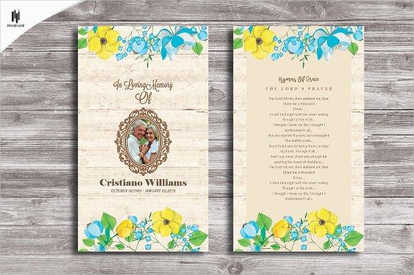 Missionary Prayer Card Template Free Luxury 8 Prayer Card Templates Psd Ai Eps