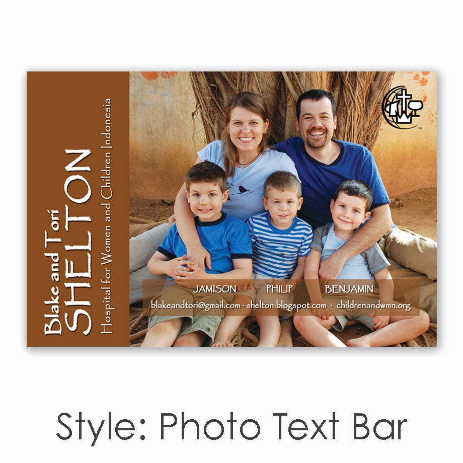 Missionary Prayer Card Template Free Luxury Reply Cards