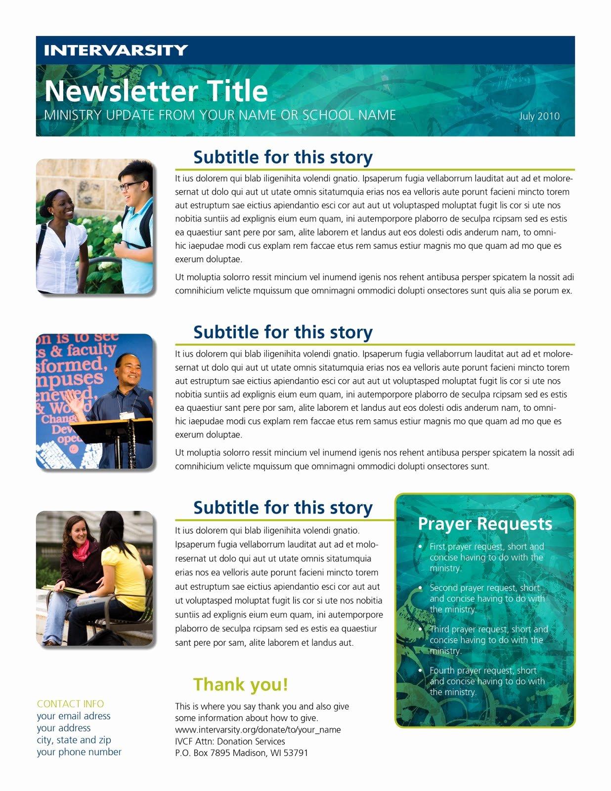 Missions Support Letter Template Fresh La Raison D être Prayer Letter Templates