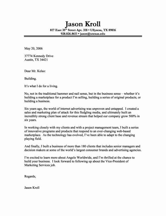 Mla Personal Letter format Best Of the Most Elegant as Well as Beautiful Proper Personal