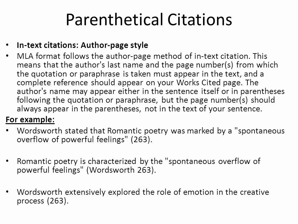 Mla Personal Letter format Inspirational Mla Citation Personal Interview Parenthetical