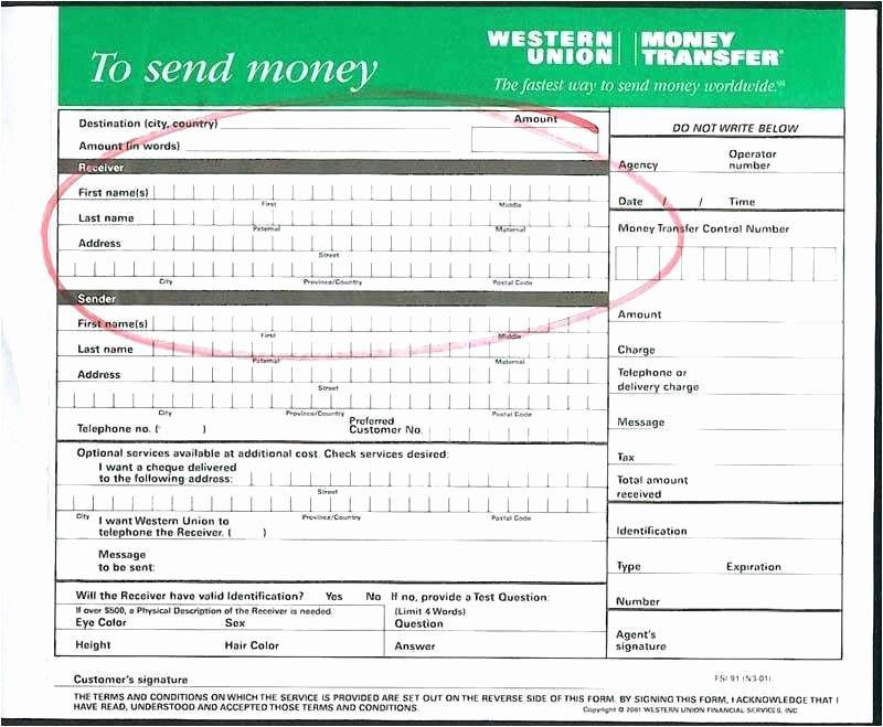 Money order Receipt Template Best Of Money order Receipt Template Picture How Money orders Work