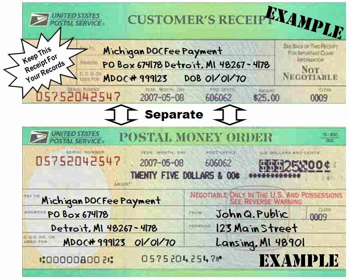 Money order Receipt Template Lovely Your Usps Money order is Lost What now
