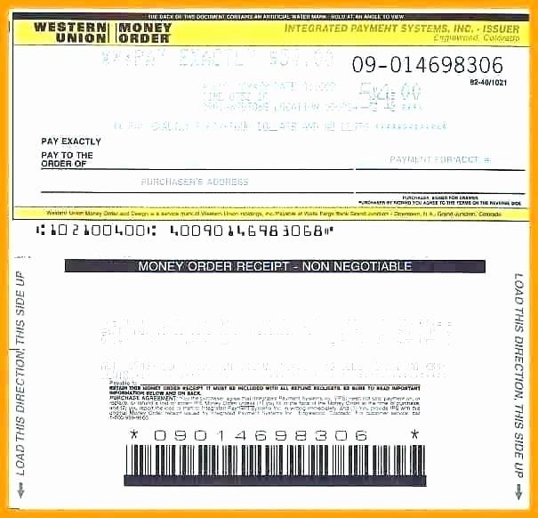 Money order Receipt Template Luxury Fake Receipts Generator Fake Receipts Generator Create