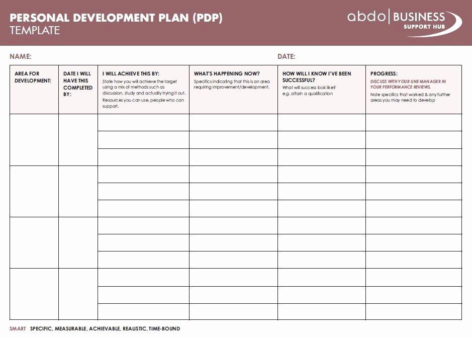 Mopta Lesson Plan Template Fresh Professional Development Plan Sample