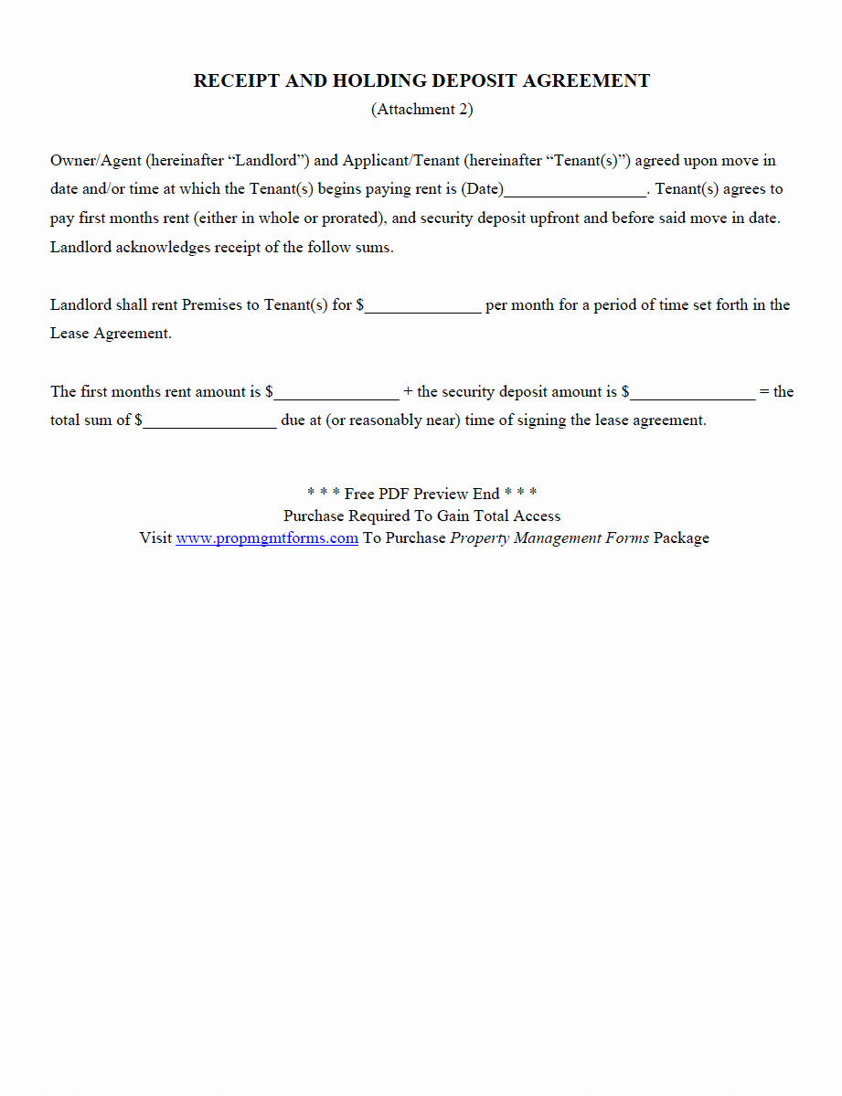 Move Out Agreement form Beautiful Property Management forms