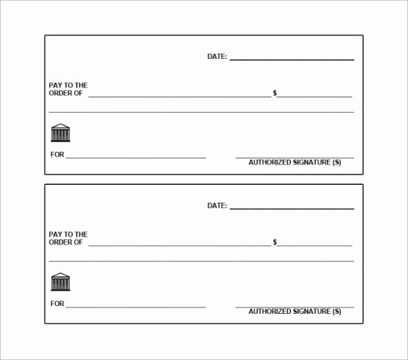 Ms Word Check Template Lovely 6 Blank Check Templates for Microsoft Word Website