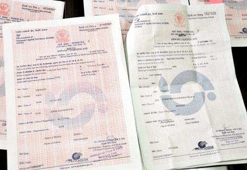 Mumbai Birth Certificate Awesome Birth Certificates Change In Father S Name Can Be Done
