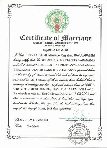 Mumbai Birth Certificate Elegant Marriage Certificate attestation In Mahipalpur Extension
