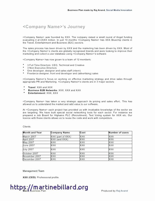 Music Business Plan Template Awesome Entertainment Pany Business Plan – Blogopoly