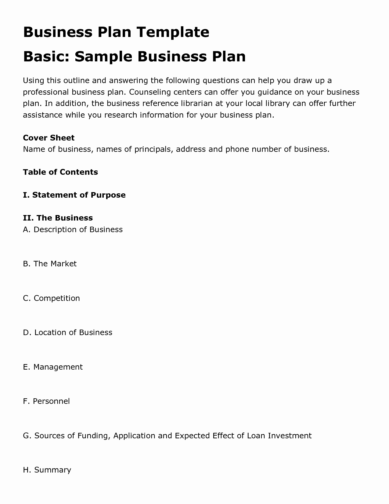 Music Business Plan Template Luxury Simple Business Plan Design Entrepreneur