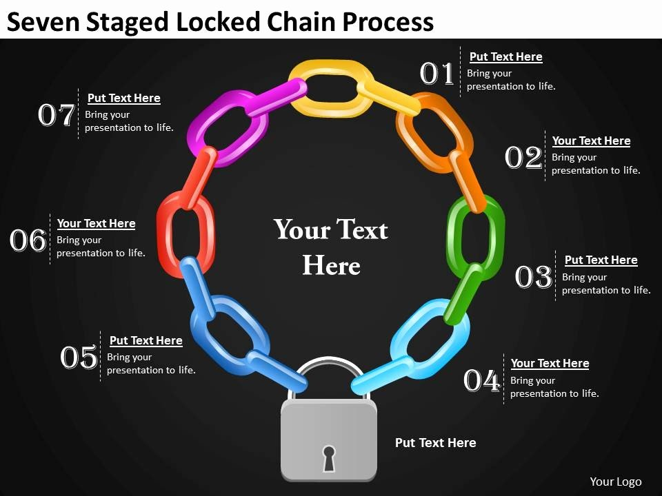 Music Marketing Plan Template Lovely 1013 Marketing Plan Seven Staged Locked Chain Process