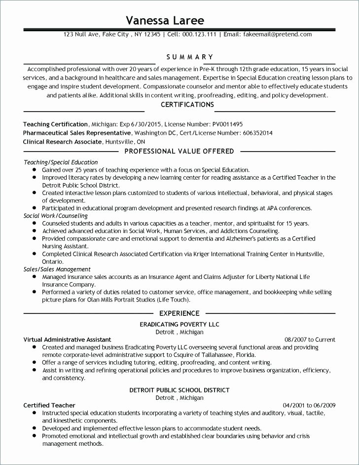 Naval Letter format Cheat Sheet Fresh Career Counselor Resume Sample – Yomm