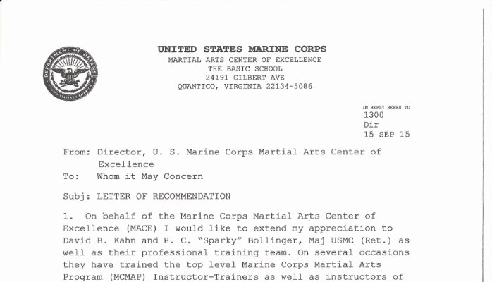 Naval Letter format Usmc Beautiful Index Of Cdn 5 1998 437