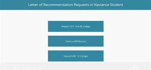 Naviance Letter Of Recommendation Beautiful Student Services Naviance Student