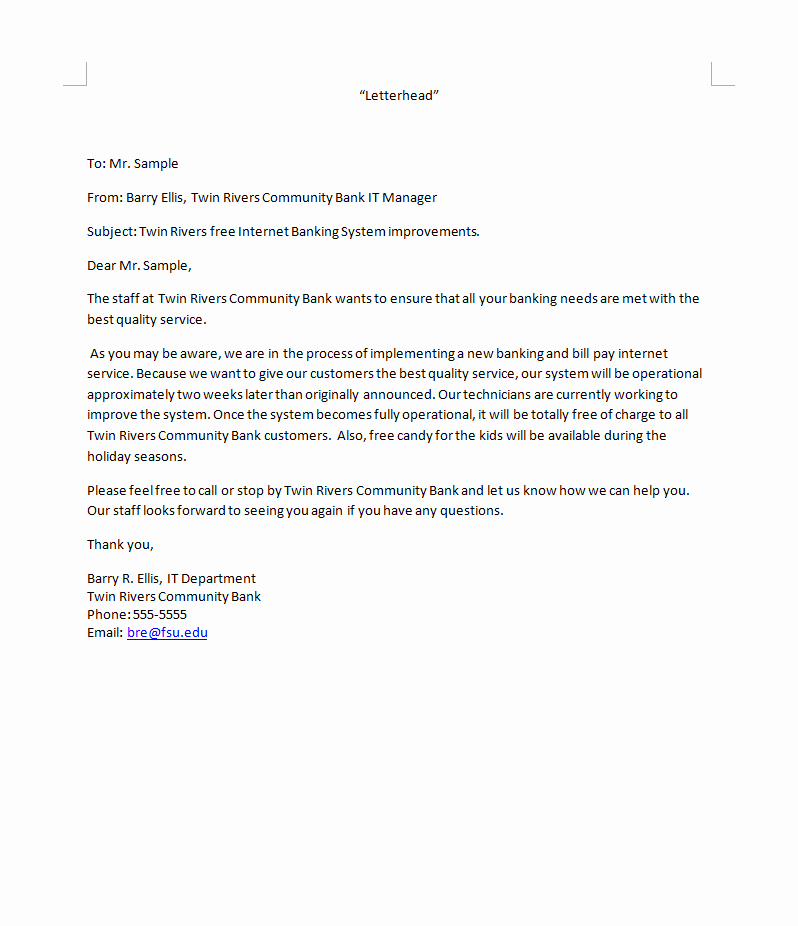 Negative Letter Of Recommendation Elegant Business Letter Template Bad News