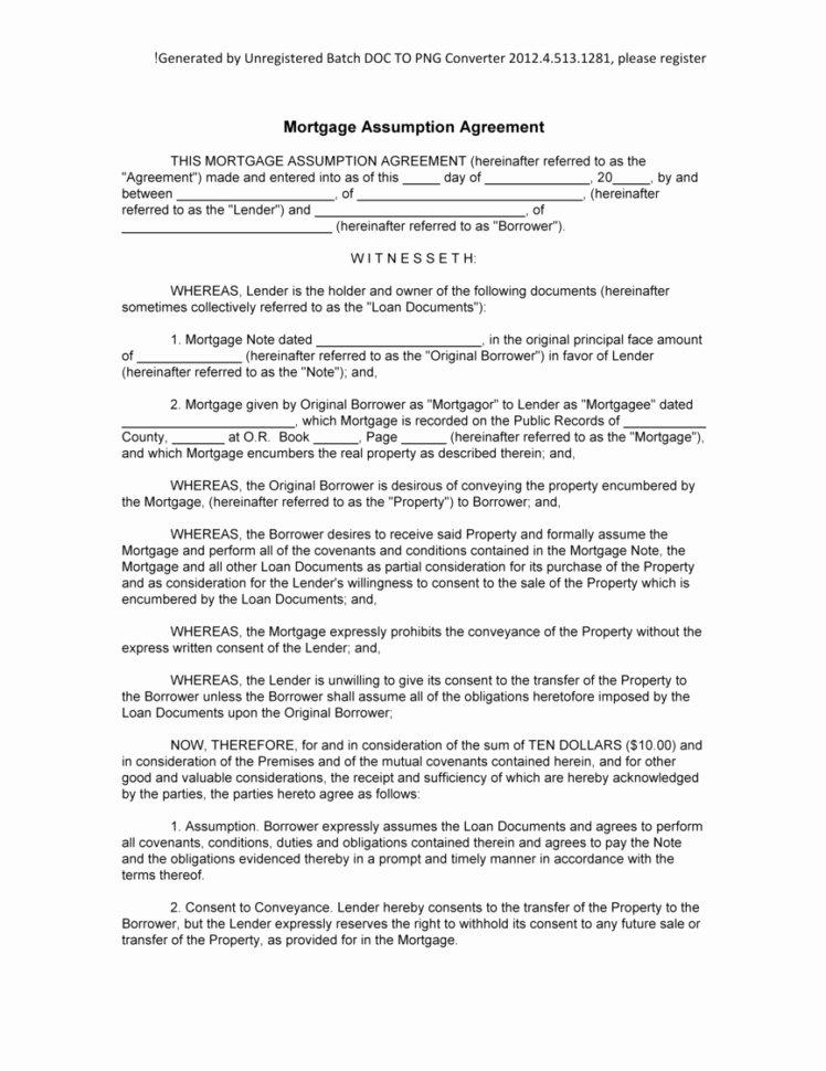 Net 30 Terms Agreement Template Unique 50 Last Car Loan assumption Agreement form Na U
