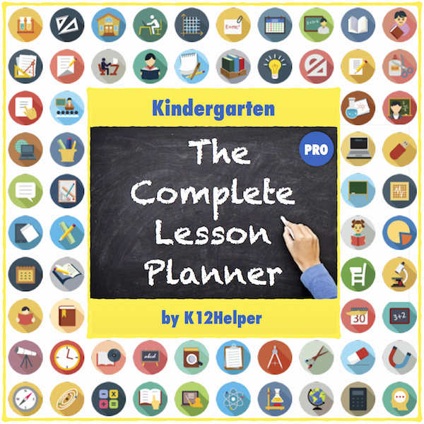 Ngss Lesson Plan Template Luxury Free Kindergarten Lesson Plans Template All Subjects W