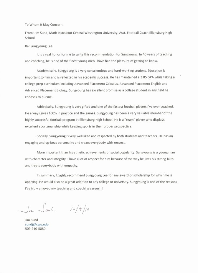 Nhs Letter Of Recommendation Template Luxury 10 Lovely Nhs Letter Re Mendation Template
