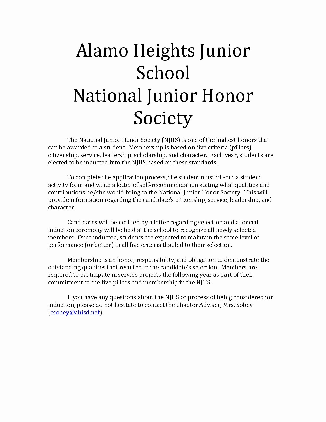 Nhs Letter Of Recommendation Template New Re Mendation Letter for Design Student Best Re Mendation