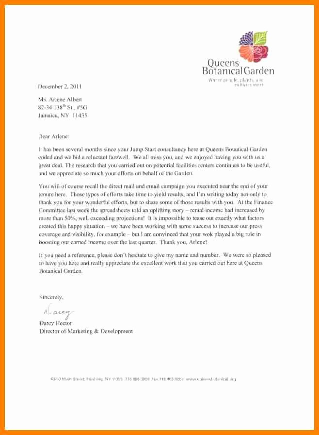 Nhs Letter Of Recommendation Unique 12 Re Mendation Letter for National Honor society