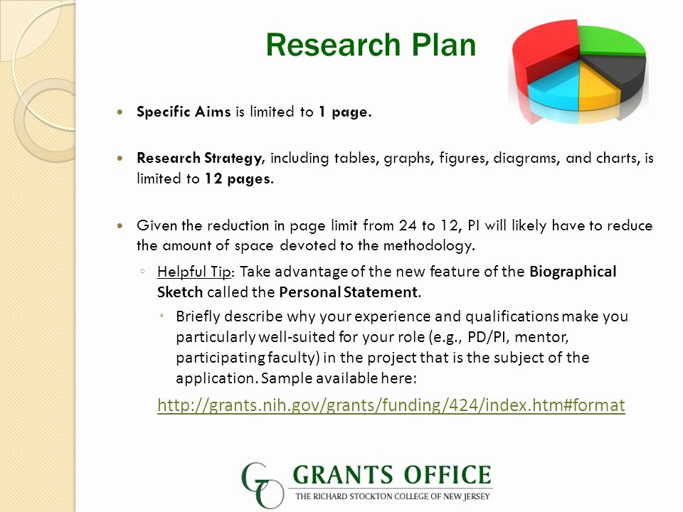 nih biosketch format 2011 personal statement