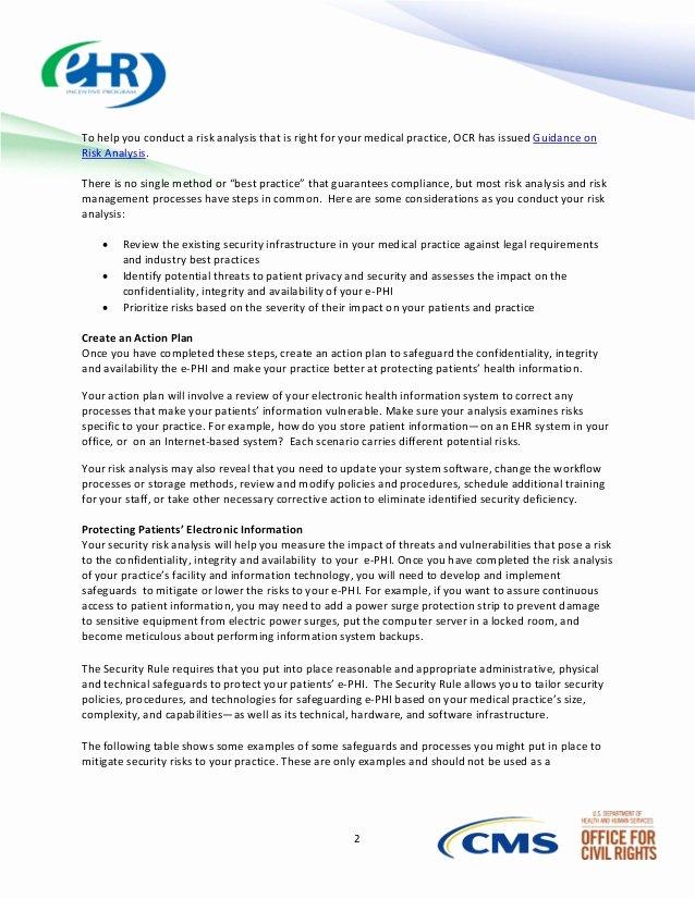 Nist Security assessment Plan Template Unique Security Risk assessment Template Excel Euthanasiapaper