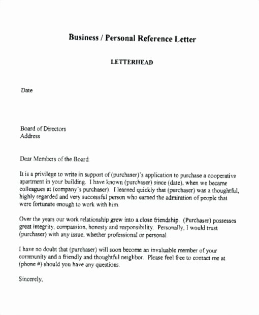 Niw Recommendation Letter Sample New Testimonial Letter Samples