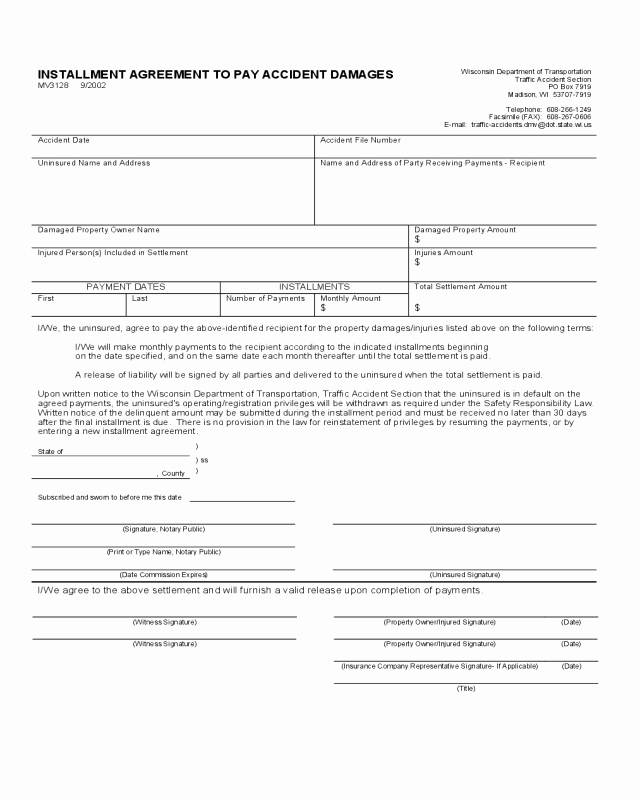 Non Compete Agreement Georgia Template Luxury 2019 Installment Agreement form Fillable Printable Pdf