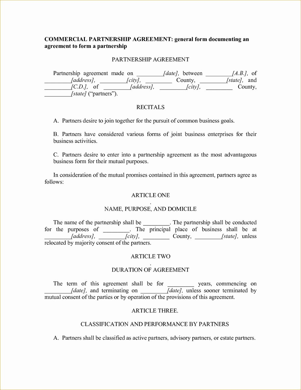 Non Profit Collaboration Agreement Template New How to form A 501c3 In Texas
