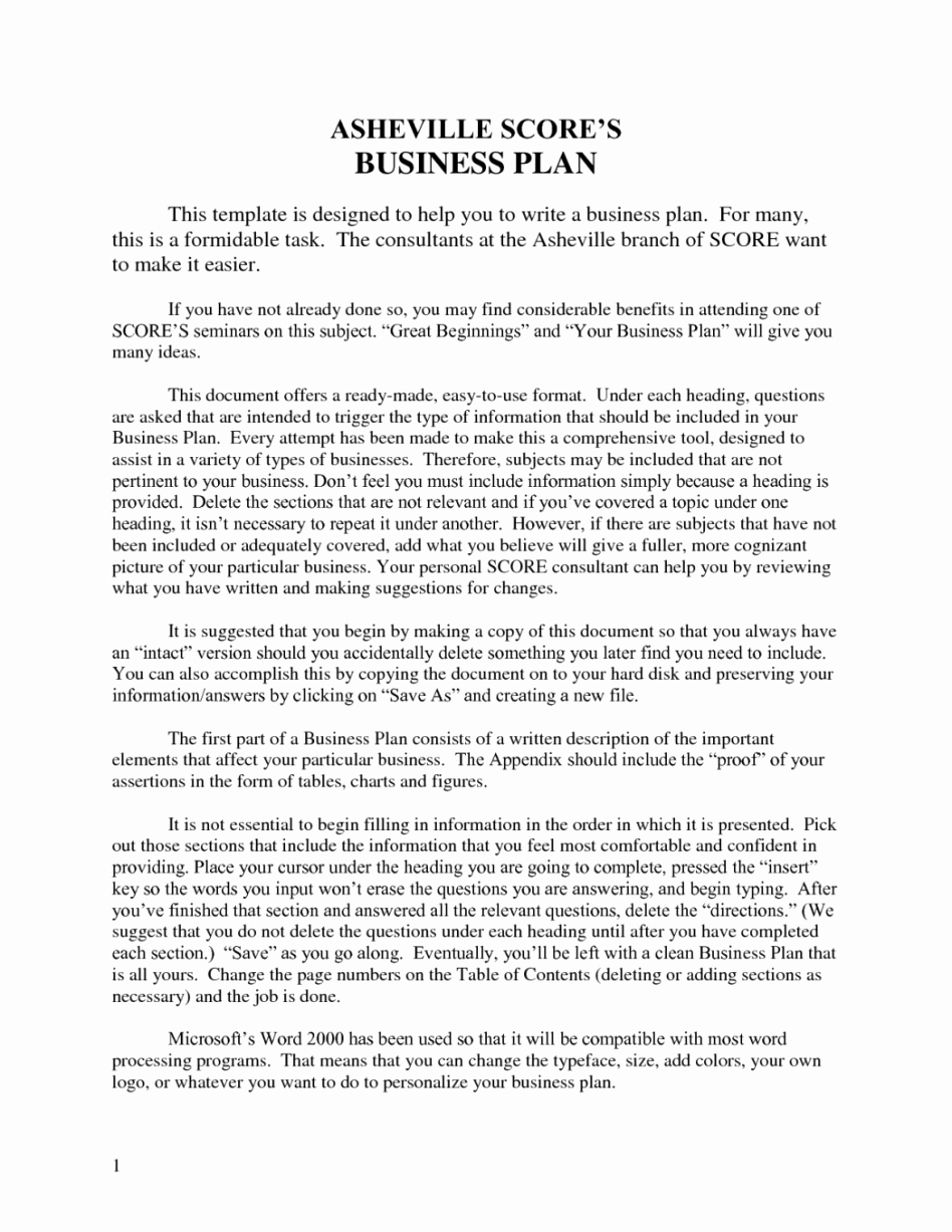 Nonprofit Business Plan Template Pdf Fresh Pacific Gateway Sample Business Plan for Non Profit Youth