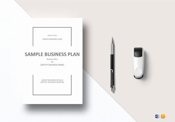 Nonprofit Business Plan Template Pdf Unique 22 Non Profit Business Plan Templates Pdf Doc