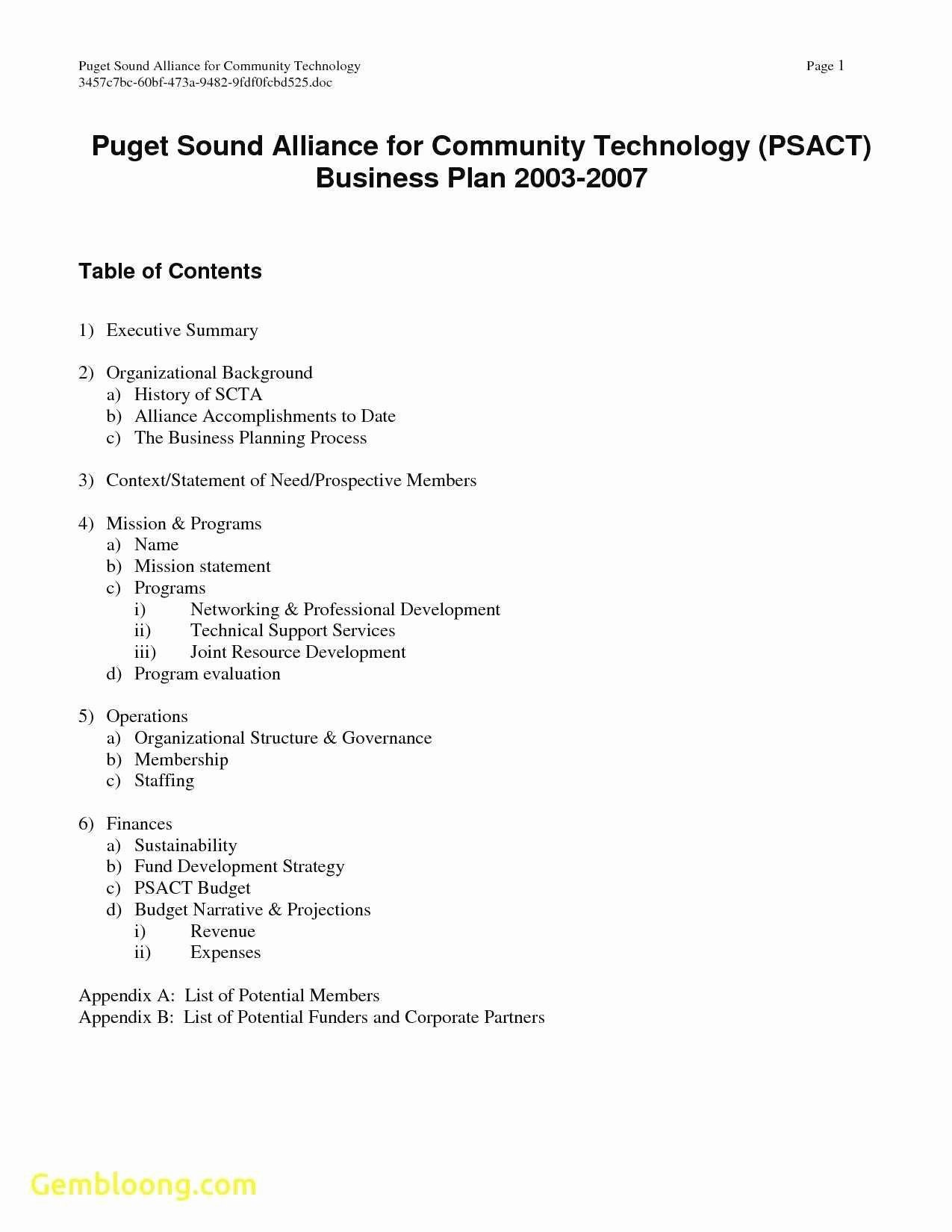 Nonprofit Strategic Plan Template Luxury Inspirational Strategic Plan Examples for Nonprofits