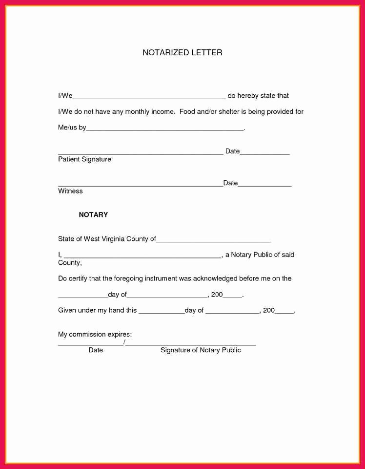 Notarized Letter format Pdf Beautiful the Notary Problem Ought to I Use A Mobile Notary