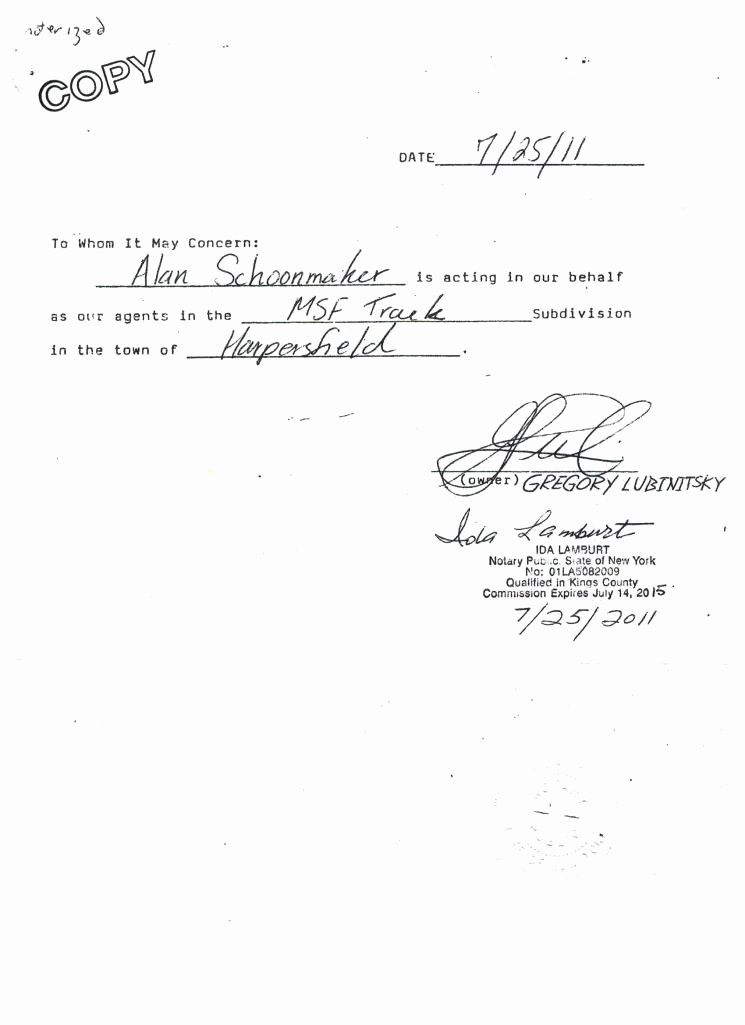 Notary Public Letter format Beautiful Notary Letter 001
