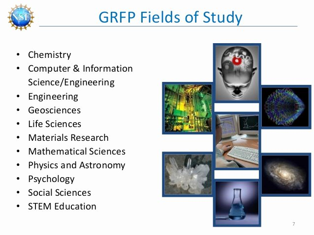 Nsf Grfp Letter Of Recommendation Beautiful Grfp Outreach Presentation Nsf Aug 14