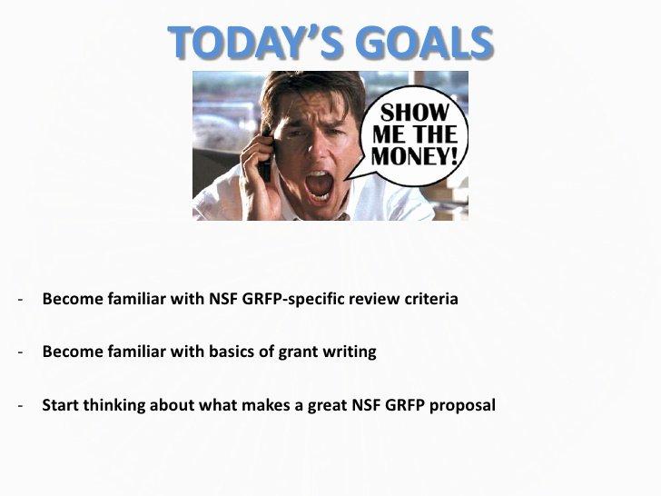 Nsf Grfp Recommendation Letter Elegant Presentation 2 Ting Started