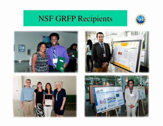 Nsf Grfp Recommendation Letter Luxury Nsf Summer Reu Seminar Applying to Graduate School V