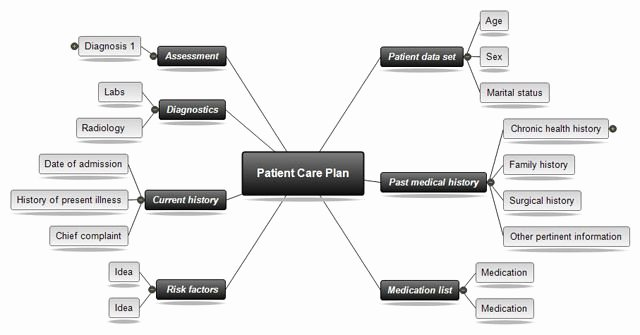Nursing Concept Map Creator Free Lovely Concept Mapping software for Nursing