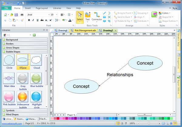 Nursing Concept Map Creator Free New Free Concept Mapping software Freeware