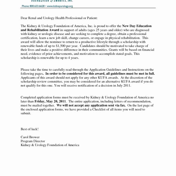 Nursing School Recommendation Letter New Nursing School Letter Re Mendation – forteforic