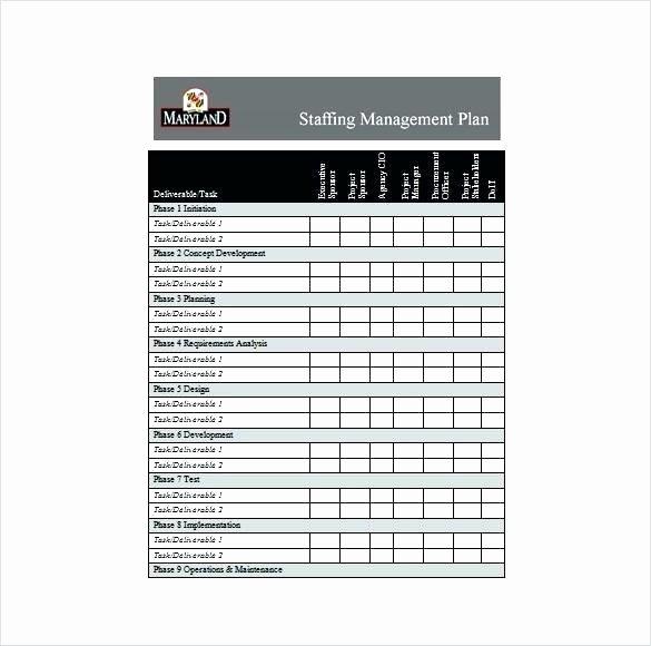 Nursing Staffing Plan Template Best Of Staffing Plan Template Excel Business Nursing forecasting