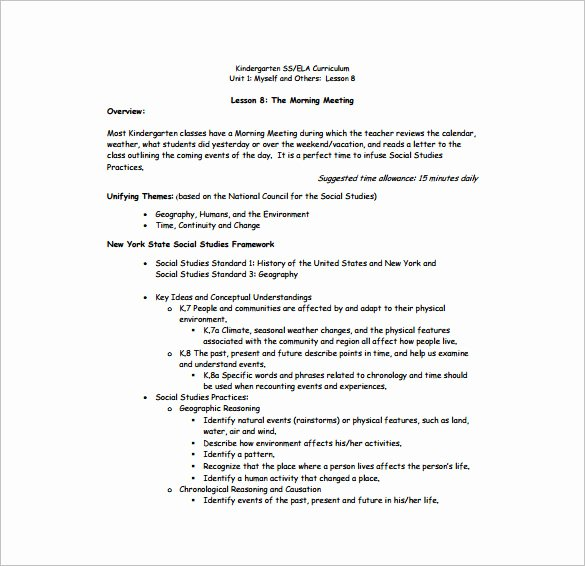 Nyc Doe Lesson Plan Template New Nyc Pre K Lesson Plan Template Shmpfo