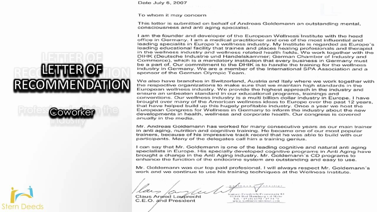 O1 Visa Recommendation Letter Sample Inspirational Letters Of Re Mendation