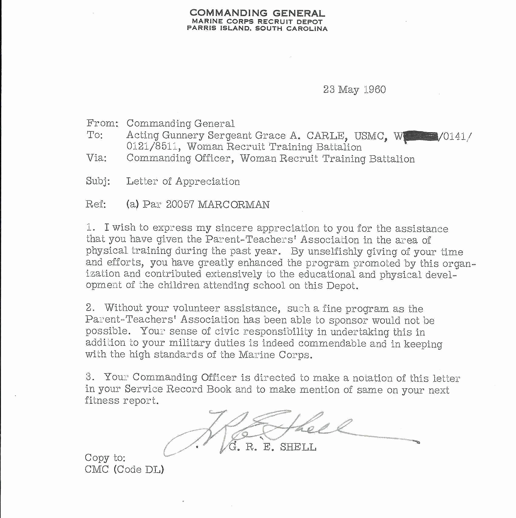 Ocs Letter Of Recommendation Example Awesome Warrant Ficer Letter Re Mendation Template