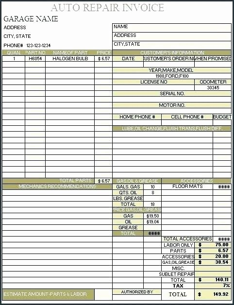 Oil Change Receipts Template Fresh Jiffy Lube Receipt Template Hotlistmaker