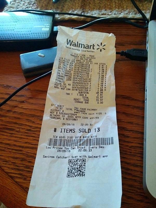 Online Walmart Receipt Maker Lovely Walmart Receipt Generator Home Depot Receipt Generator