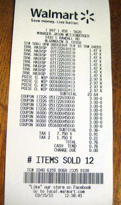 Online Walmart Receipt Maker Unique Expressexpense Custom Receipt Maker & Line Receipt